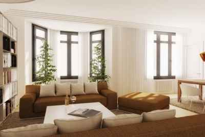 New apartments in classical building in prestigious uptown area of Barcelona - Sant Gervasi